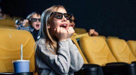 Çocuklar için doğru film seçme platformu yayında