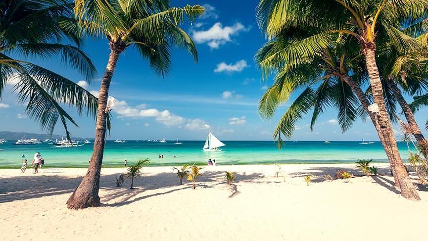 Filipinler'in rüya adası Boracay