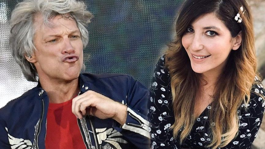 Bon Jovi, Şebnem Bozoklu'yu hayal kırıklığına uğrattı