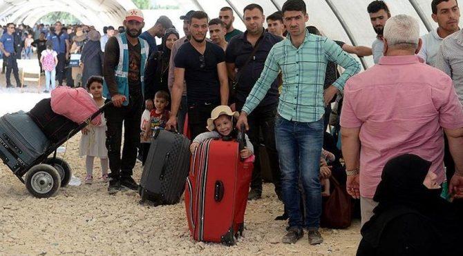 Son dakika… İstanbul Valiliği Suriyeliler için tarih verdi