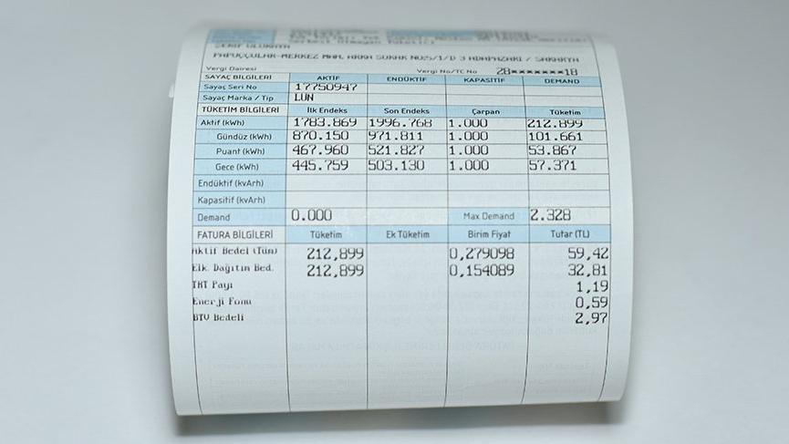 Elektrik faturası düzenlemesi tartışma yarattı