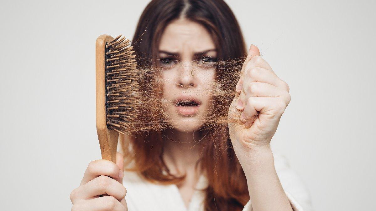 Saç dökülmesi için bitkisel öneriler