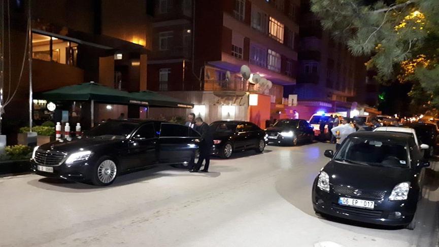 Büyükelçilik müsteşarına silahlı saldırı!
