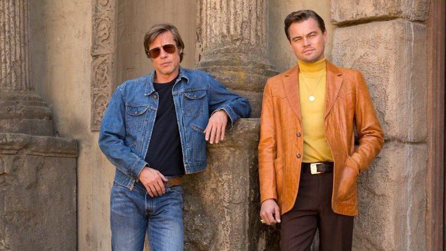DiCaprio'ya One Upon a Time in Hollywood piyangosu