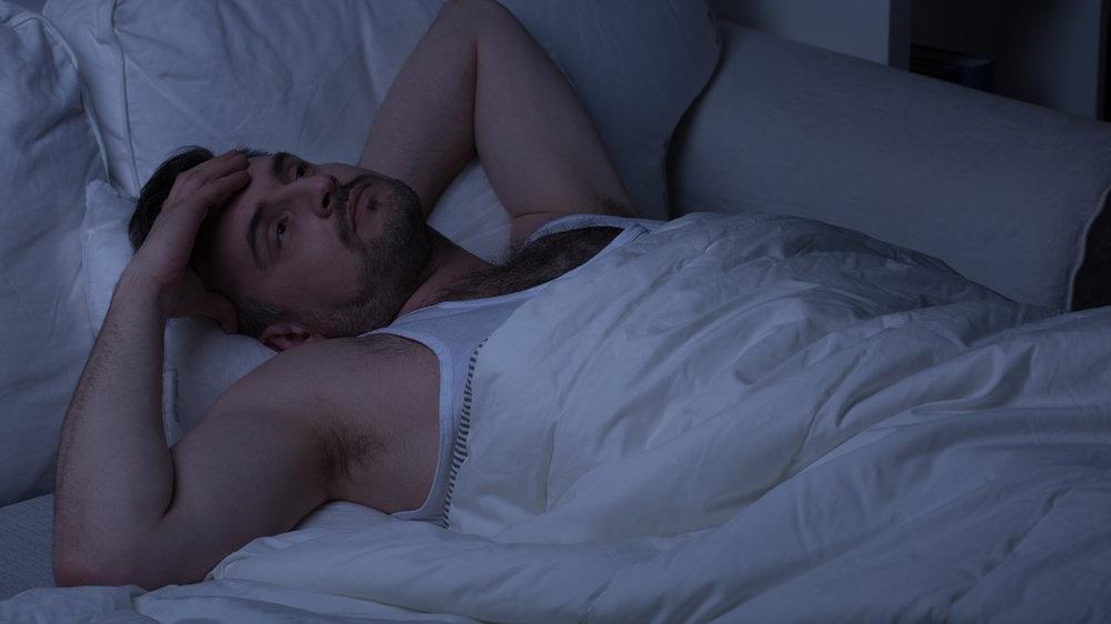 Uykusuzluk inme nedeni olabilir!