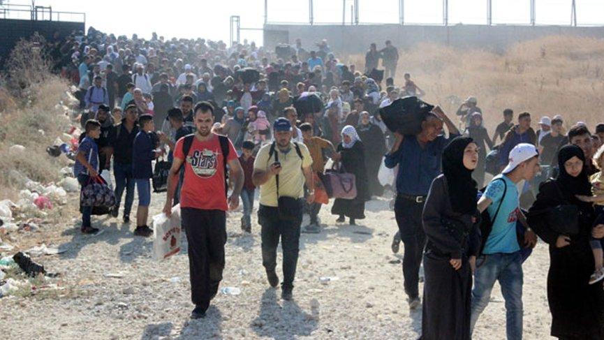 Suriyeliler kayıtlı oldukları illere gidecek... Peki hangi ilde kaç Suriyeli var?