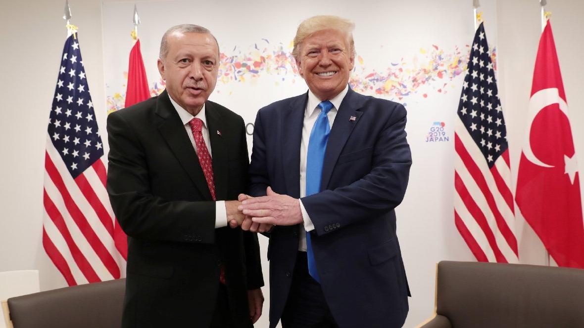 Beyaz Saray'daki Türkiye toplantısından sızdı: Trump Erdoğan'la anlaşmak için...