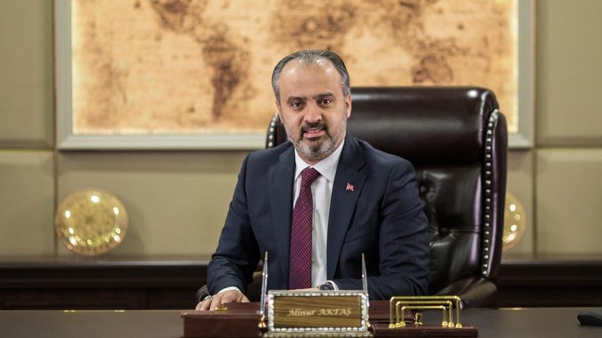 Başkan Alinur Aktaş belediyenin tüm şirketlerine de 'başkan' olmuş!