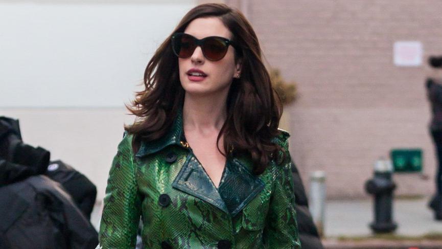 Anne Hathaway ikinci çocuğuna hamile