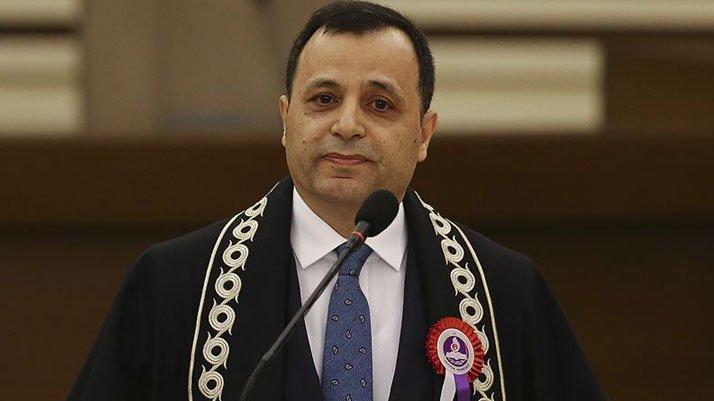 AYM Başkanı Arslan: Yasal değişiklikler kaçınılmaz hale geldi
