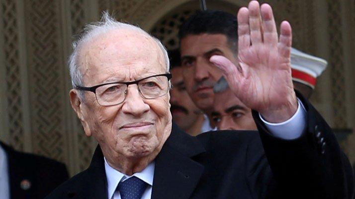 Son dakika... Tunus Cumhurbaşkanı hayatını kaybetti