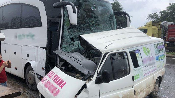 Ordu'da feci kaza: Üç kişi öldü