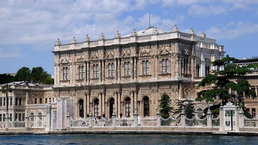 Dolmabahçe Sarayı'nın tarihi kitaplaştırıldı