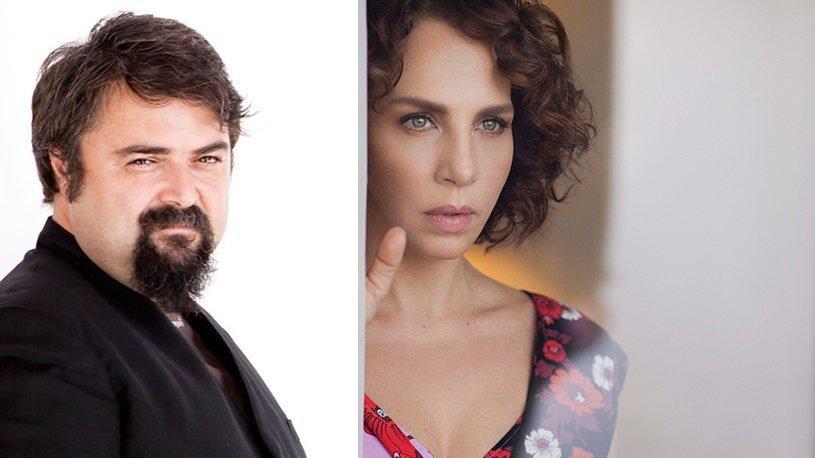 Sertab Erener ve Sabri Tuluğ Tırpan aynı sahnede