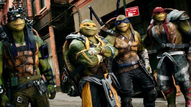 Ninja Kaplumbağalar 2 filminin oyuncu kadrosu: Ninja Kaplumbağalar 2 filminin konusu ne?