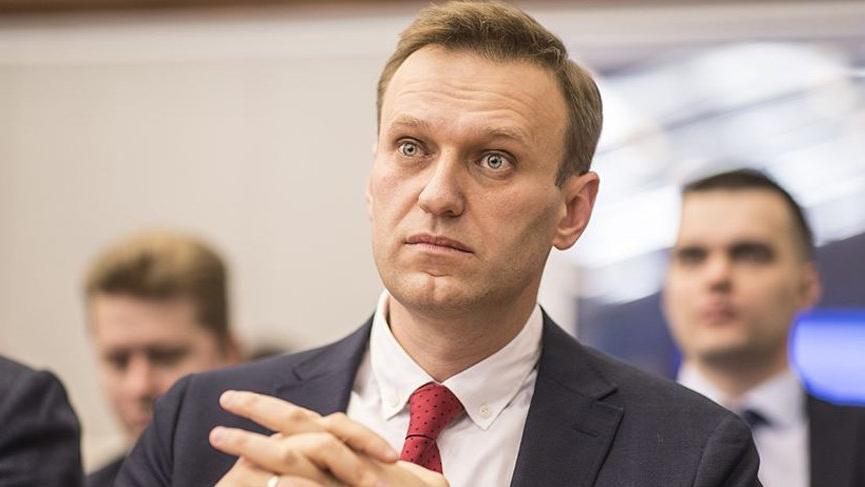 Rusya'da muhalif siyasetçi Navalnıy alerjik reaksiyon tanısıyla hastaneye kaldırıldı