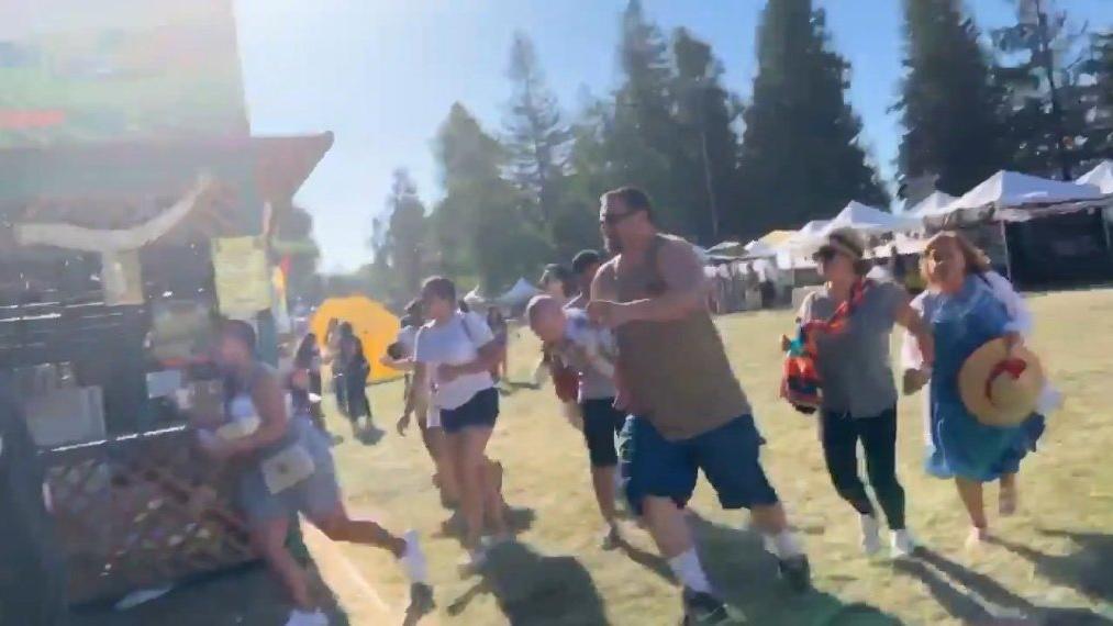 ABD'de yemek festivalinde silahlı saldırı: Ölü ve yaralılar var