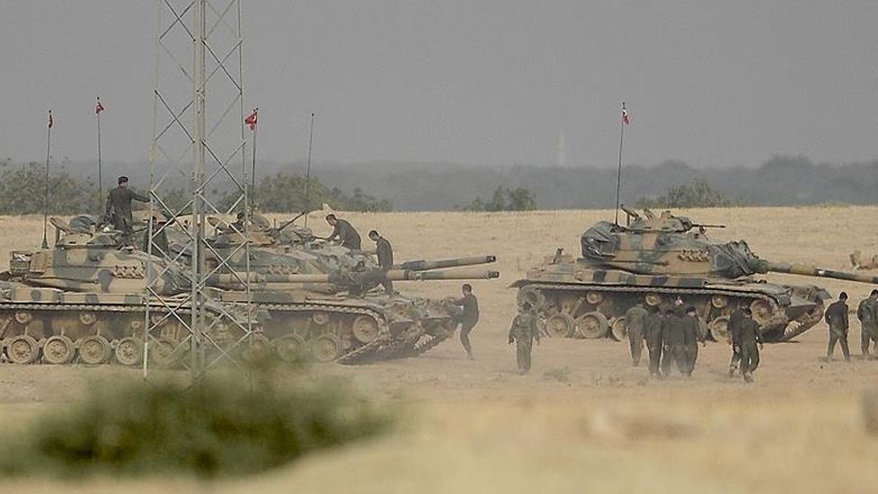 Akar'dan Suriye'ye operasyon mesajı!