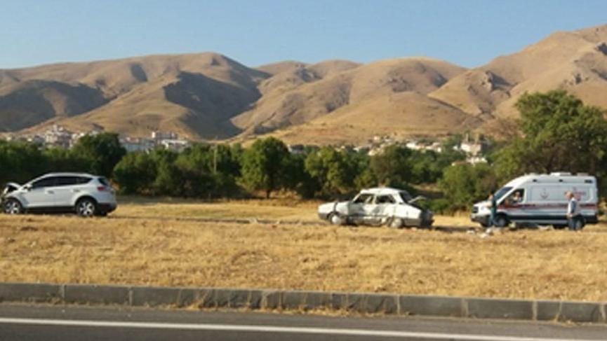 Tunceli'de feci kaza! Bir aile yok oldu