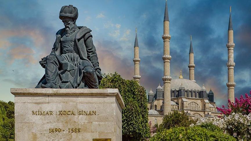 Koca Sinan'ın izinde: Mimar Sinan eserlerine yolculuk