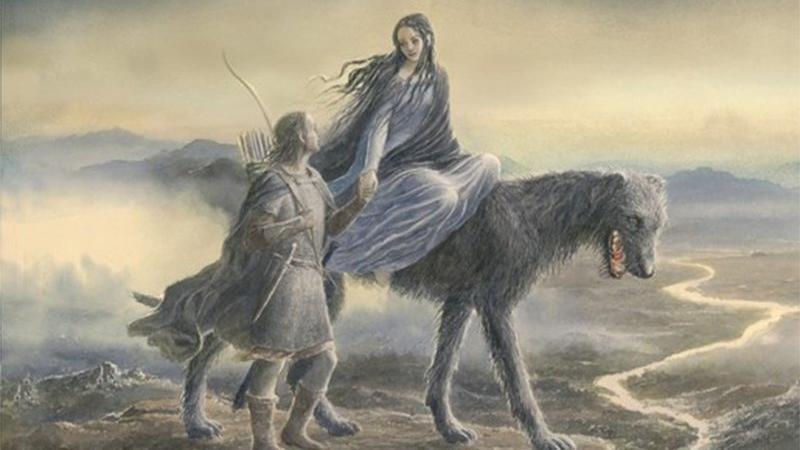 J. R. R. Tolkien'in Beren ile Lúthien kitabı ilk kez Türkçe'de