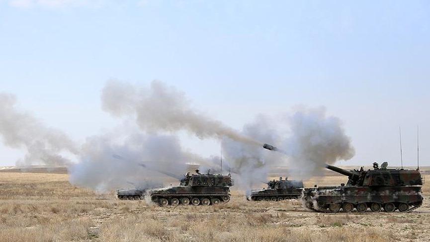 Türkiye'nin Suriye'deki operasyon sahası: Barış Koridoru