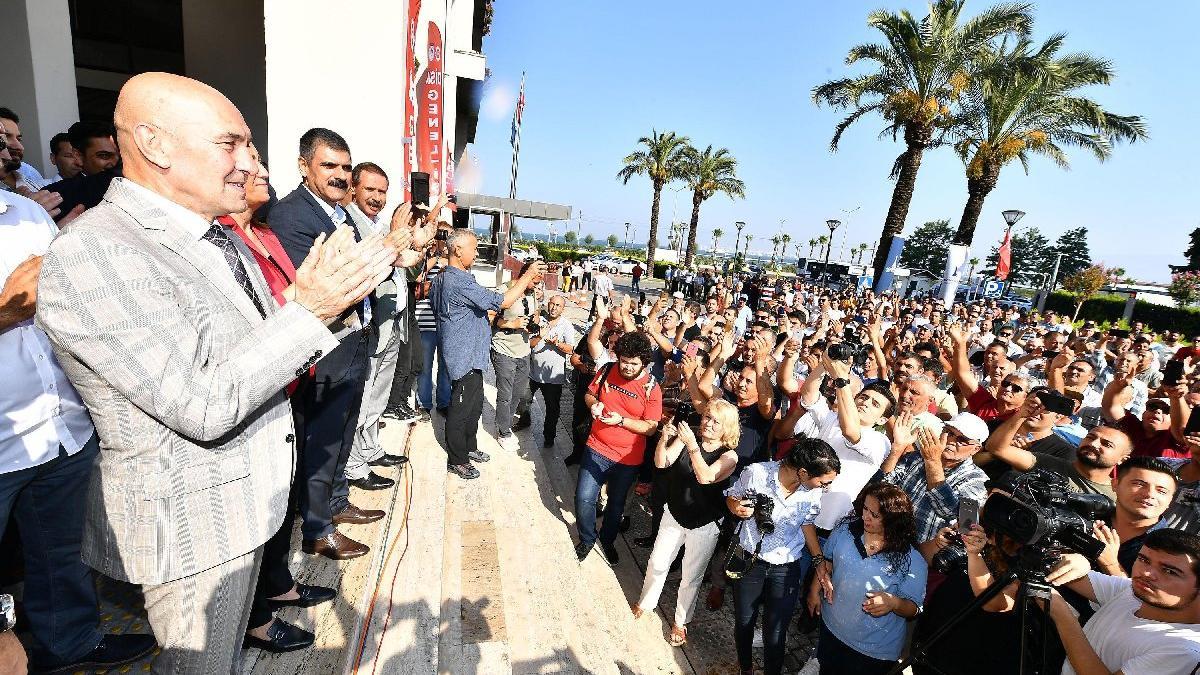 Son dakika: İzmir'de 5 bin 80 işçiye bin lira zam