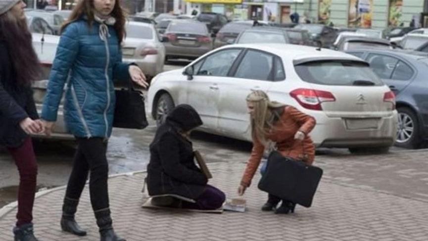 İsveç'teki dilenciler belediyeye aylık 25 Euro verecek