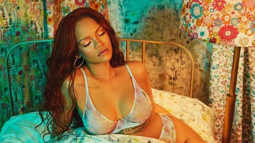 Rihanna Savage x Fenty çamaşırlarının yeni tasarımlarını tanıttı
