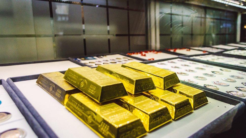 Türkiye altın depoluyor!