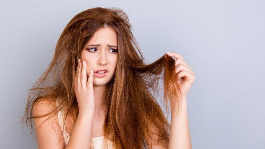 Saç kırıkları nasıl temizlenir?