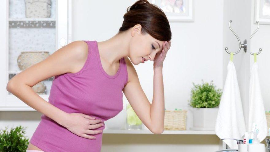 Mide bulantısı hamilelikte nasıl olur?