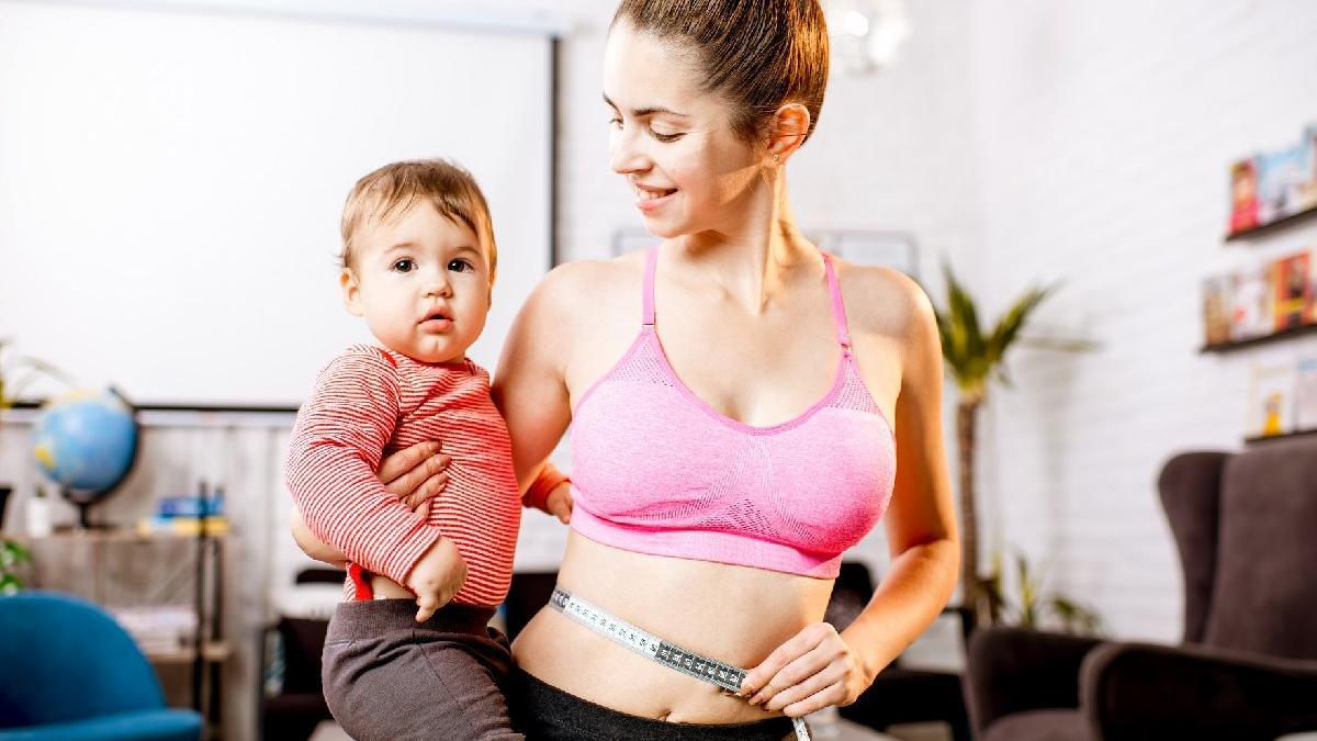 Doğumdan sonra vücut ne zaman eski haline geri döner?