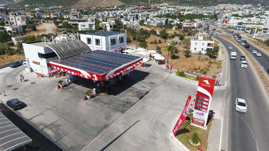 Petrol Ofisi'nden güneş enerjisi atağı!