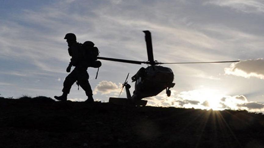 Bakanlık açıkladı! 2 PKK'lı etkisiz hale getirildi