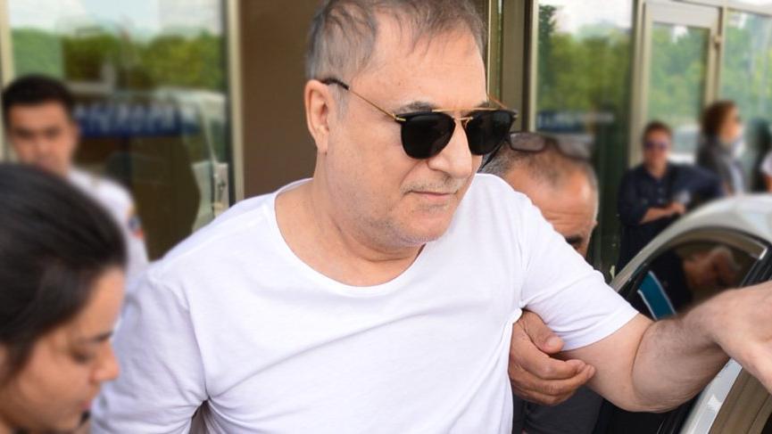 Mehmet Ali Erbil hastanede görüntülendi