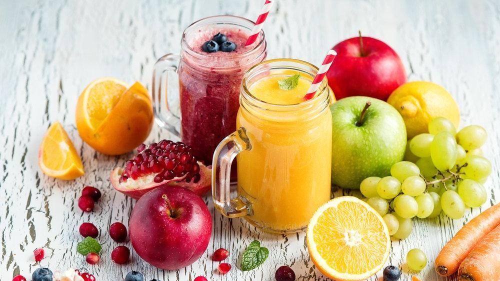 Meyve suyu içmenin önemi