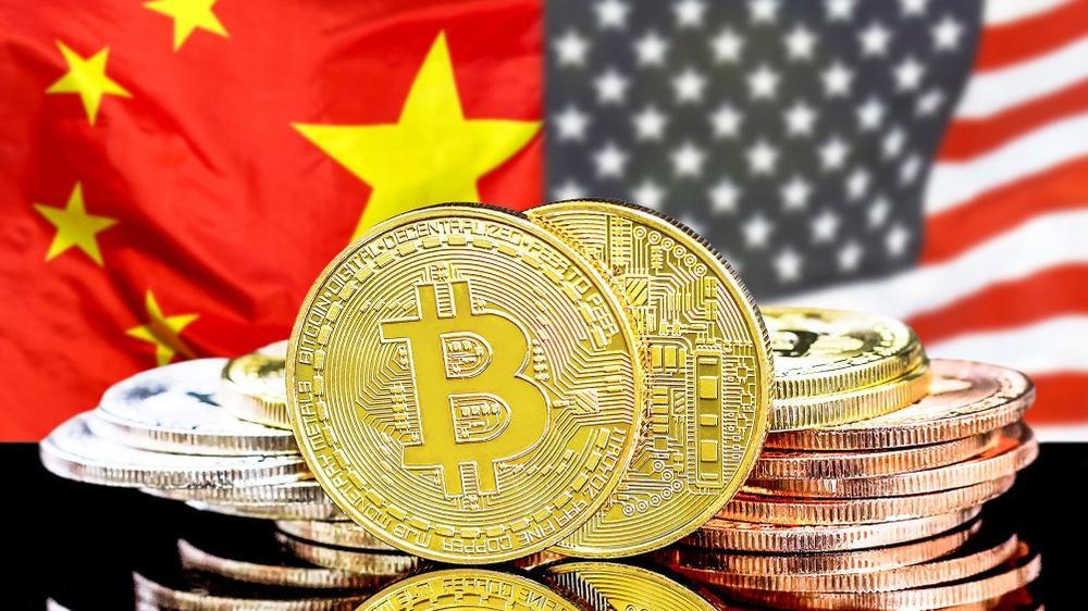 ABD-Çin gerilimi bitcoin'e yaradı