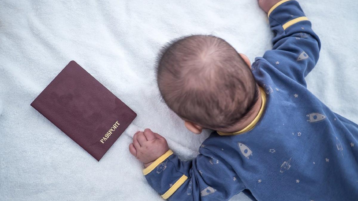 Bebek pasaport ücretleri ne kadar, nasıl alınır?