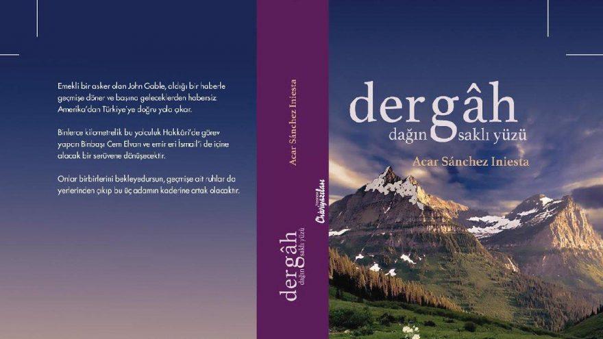 'Dergah – Dağın Saklı Yüzü' ile okurlara merhaba