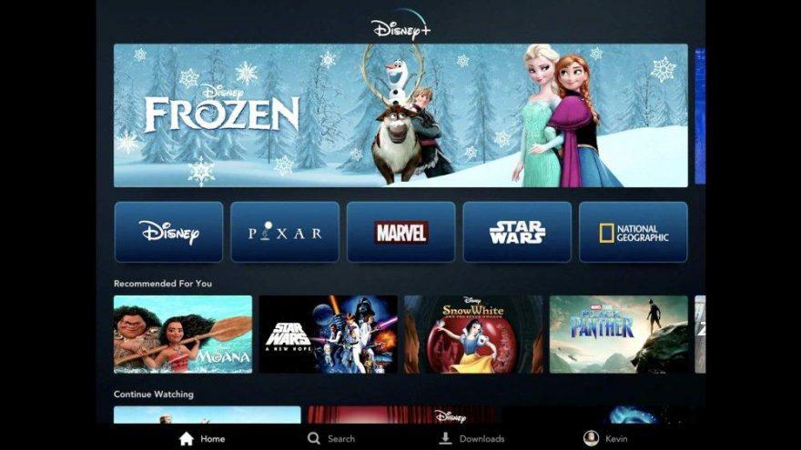 Disney, Netflix'e rakip oldu