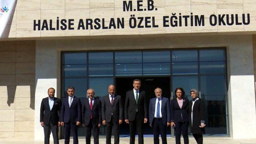 Halise Arslan Özel Eğitim Okulu MEB'e tahsis edildi