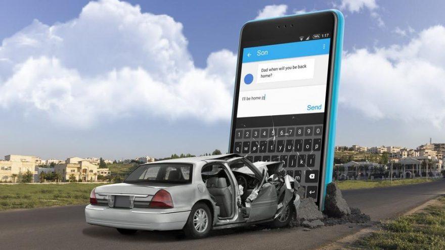Trafikte yeni risk: Sosyal medya bağımlıları