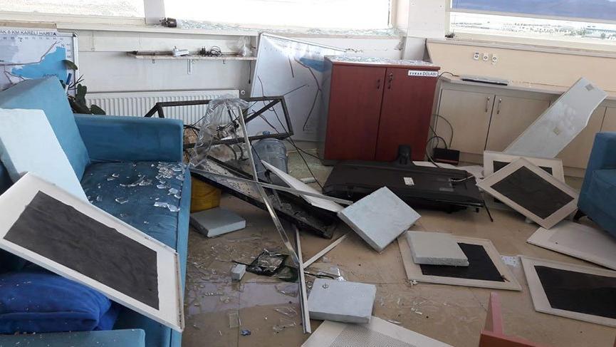 Ege'de 8 saatte 114 deprem oldu