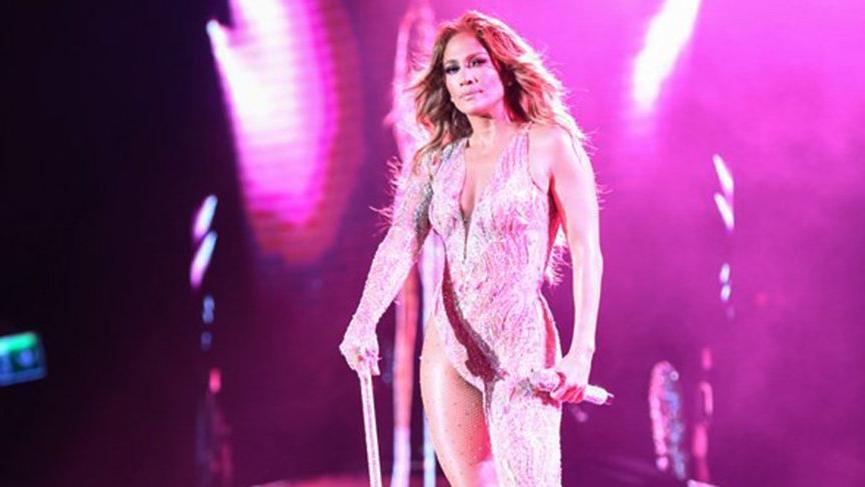 Jennifer Lopez en sonunda…