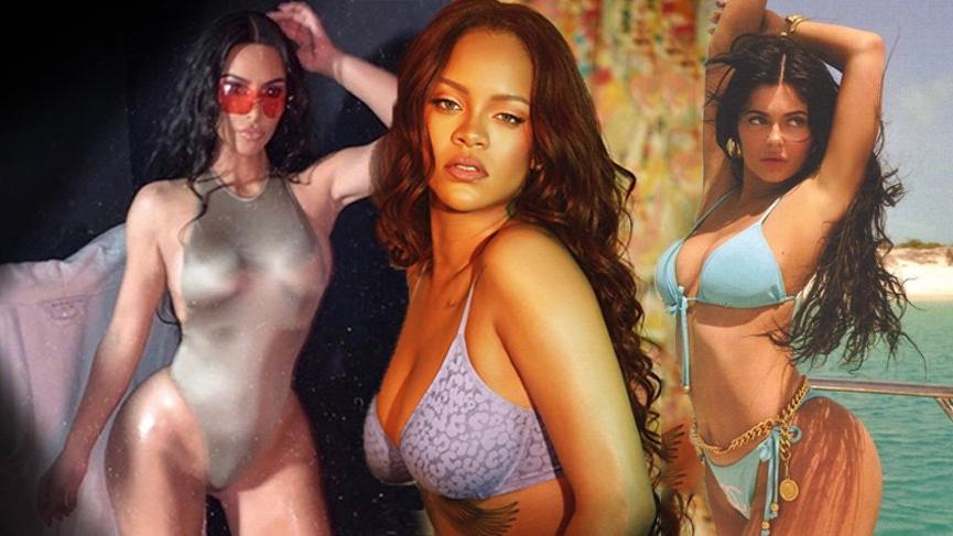 Kim Kardashian, Kylie Jenner, Lady Gaga, Rihanna ve daha pek çok ünlü isim artık kozmetik sektöründe