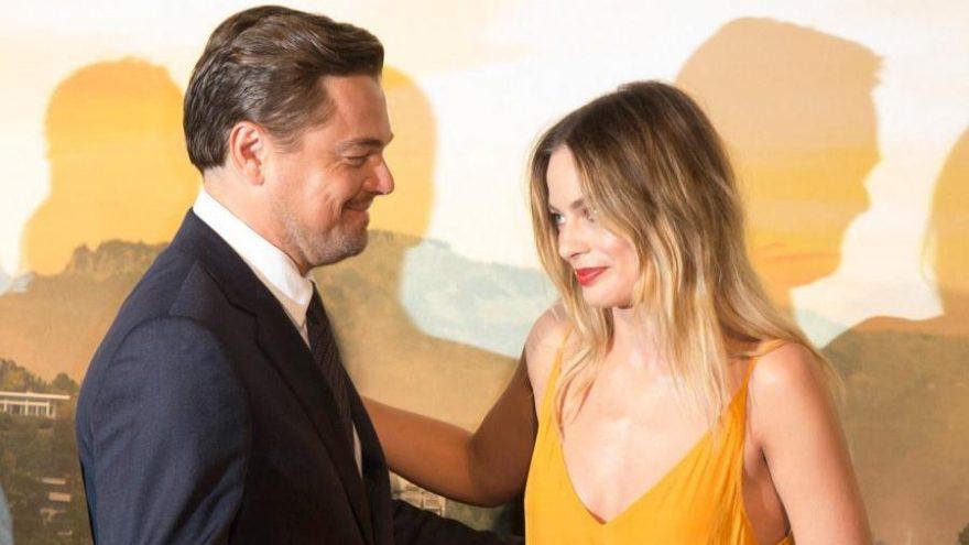 Leonardo DiCaprio 'Margot Robbie aklımı başımdan aldı' dedi