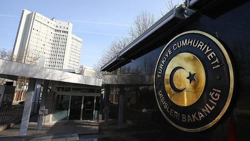 ABD'nin Venezuela'ya ait tüm mal varlıklarını dondurma kararına Türkiye'den tepki