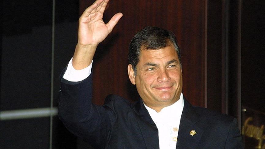 Son dakika… Ekvador'un eski devlet başkanına tutuklama kararı