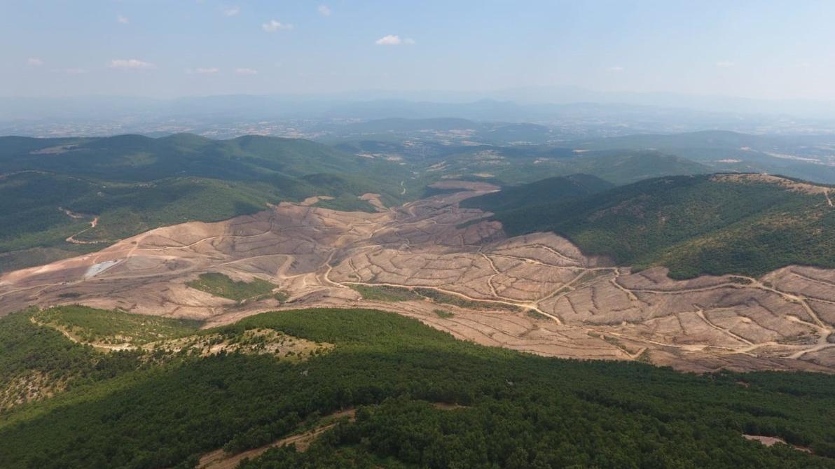 Başkan Gökhan açıkladı: Kaz Dağları mücadelesi 2001 yılında başlamış